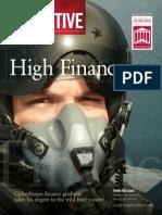 Executive Magazine Spring 2008 Edition