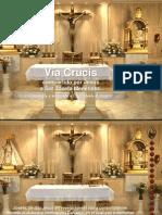Via Crucis Compartido Por Jesucristo a Sor Josefa Menéndez