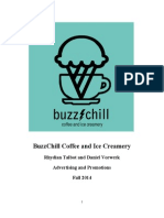 Buzz Chill Advertising Campaign
