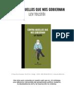 CONTRA AQUELLOS QUE NOS GOBIERNAN TOLSTOI.pdf