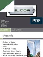 Nucor Presentation