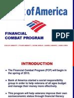 financial combat program final presentation
