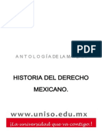 Historia+del+Derecho+Mexicano+%28Antología%29.