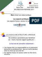 choix de la forme juridique des sociétés.pdf