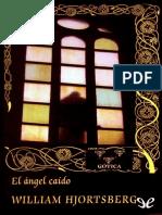 Hjortsberg, William - El Angel Caido [8702] (r1.2)