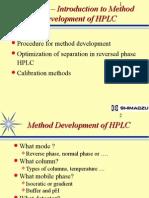 LC Training Basic HPLC 2001 B