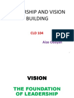 Cld104 Leadership and Vision Building