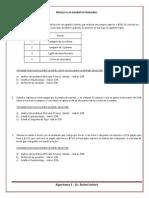 Ejercicios Propuestos - Algoritmos