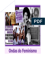 Ondas do Feminismo