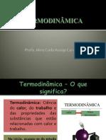 Biofísica - Termodinâmica