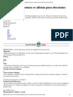 02-04-15 Candidatos de Sonora se alistan para elecciones internas
