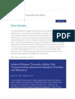 April 2015 Perspective Newsletter