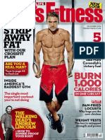 Men's Fitness - December 2014 UK