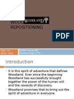 Woodland Repositiong