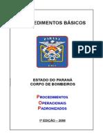 Pop Do 001 Ao 017 - Procedimentos Basicos