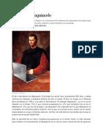 Leer Hoy a Maquiavelo