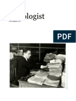 The Sooiologist November 2014 Revised