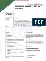NBR 13209 - Planejamento Portuario_Obras de Acostagem