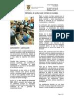 Fomentar La Pertinencia de La Eduación Superior en Colombia