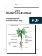 Growing Ginseng Instructions