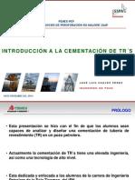 Introducción a La Cementación de TR JLCHP 04112014