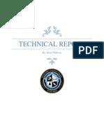 technical report final