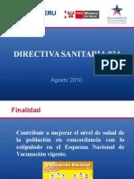 Directiva Sanitaria 034_final