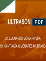 Ultrasonido en Hueso