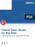 TalendOpenStudio BigData IG 5.4.1 En