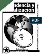 Dependencia y Globalización