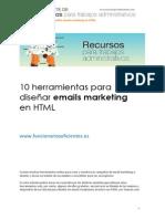 15_10 Herramientas Para Hacer Email Marketing en HTML