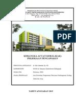 KAK PENGAWASAN Pembangunan Gudang Arsip(1)