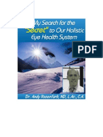 My Search for the Secret to Our Holistic Eye Health System