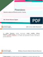 Sesión - Elaboración y Analisis de Estados Financieros