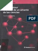 Cronicas de Un Amante de Las Ciencias. Bruno Latour