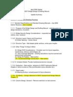 ODOT Bridge Design and Drafting Manual