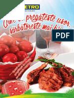 Cataloagele Metro Catalog Special de Paste