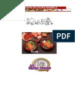 Cocina Espanola 2014