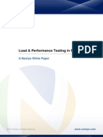 Neotys Whitepaper Load and Performance Testing in Production En