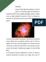 El Origen del Universo..geologia.docx