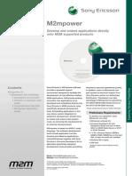 M2mpower Datasheet R1F