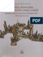Echeverria Bolivar - Modelos Elementales de la oposicion campo ciudad.pdf