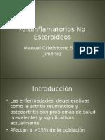 Antiinflamatorios No Esteroideos 2003