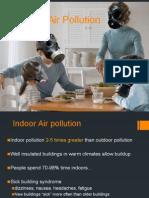 Air Pollution Indoor