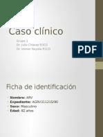 Caso clínico 07 Marzo 2014 final
