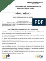 2-Agente Comunitario Saude-lagoa Nova