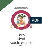 Libro Medio Menor 2015