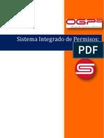 Sistema Integrado de Permisos Super SIP Manual