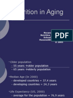 Nutrition in Aging-NPA