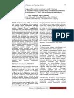 Studi Pengaruh Harmonisa Pada Arus Listrik Terhadap Besarnya Penurunan Kapasitas Daya Kva Terpasang Transforma